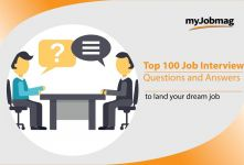 Top 100 Job Interview Questions and Answers banner