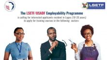 The USADF Vocational Training Project