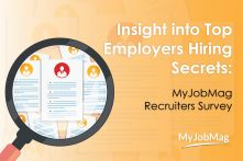 MyJobMag Survey: What Recruiters Really Want From Job Seekers