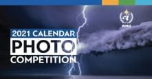 The World Meteorological Organization Launches 2021 Calendar Competition