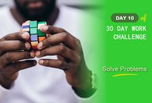 MyJobMag 30 Day Work Challenge: Day 10 - Be A Problem Solver