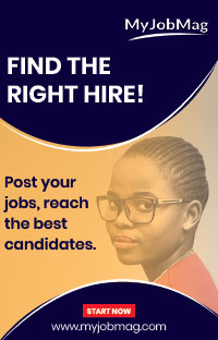Get a job in Nigeria on MyJobMag