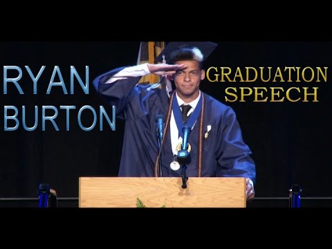 Funniest Graduation Speech of All Time