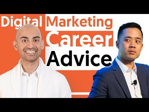 How to start a career in digital marketing