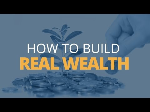 The Secret to Building Real Wealth | Brian Tracy